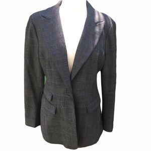 Vintage Kenzo Jungle Wool Blend  Blazer